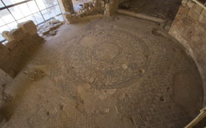 Madaba is famous for its many mosaics.